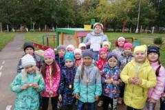 Тренировочная эвакуация в детском саду